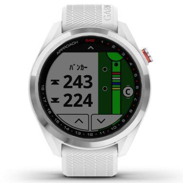 Garmin ガーミン アプローチ S42 010-02572-21 ホワイト 2021年モデル 詳細1