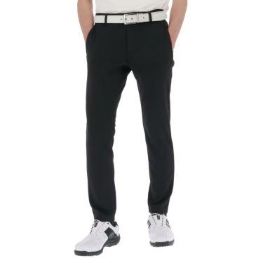 ブラック&ホワイト Black&White ホワイトライン メンズ スウェット テーパード ロングパンツ BGS5001UD ブラック(20)