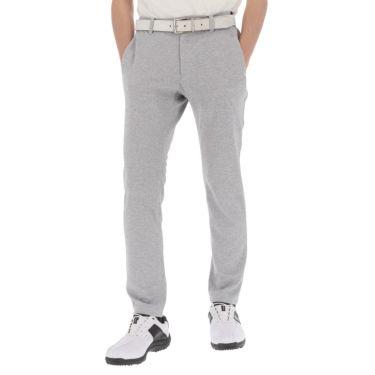 ブラック&ホワイト Black&White ホワイトライン メンズ スウェット テーパード ロングパンツ BGS5001UD グレー(23)