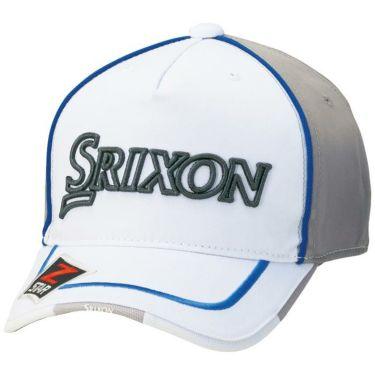 【ss特価】△ダンロップ SRIXON スリクソン メンズ オートフォーカス キャップ SMH0132X ホワイトグレー [2020年モデル] ゴルフウェア 特価 ホワイトグレー