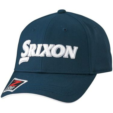 【ss特価】△ダンロップ SRIXON スリクソン メンズ プロモデル キャップ SMH9130X ネイビー ゴルフウェア 特価 ネイビー