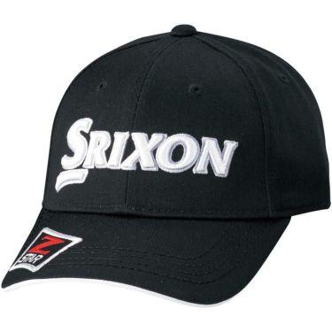 【ss特価】△ダンロップ SRIXON スリクソン メンズ プロモデル キャップ SMH9130X ブラック ゴルフウェア 特価 ブラック