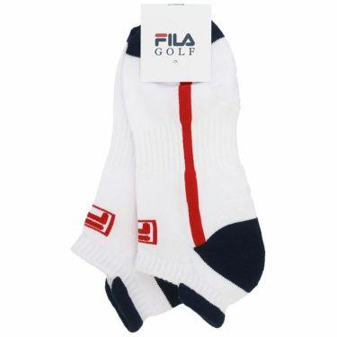 フィラ FILA レディースソックス アンクルソックス 751-931 WT ホワイト 2021年モデル ホワイト(WT)