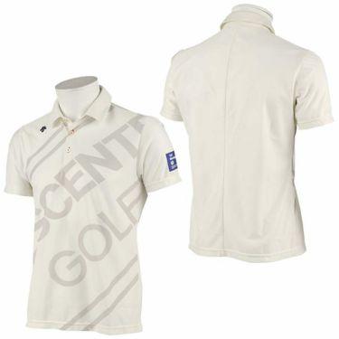 デサントゴルフ DESCENTE GOLF メンズ ロゴグラフィック 半袖 ポロシャツ DGMRJA48 2021年モデル 詳細3