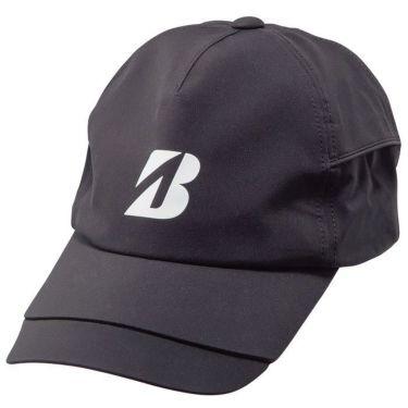 ブリヂストンゴルフ メンズ 水神 スイジン レインキャップ CPG116 BK ブラック 2021年モデル ブラック(BK)/フリーサイズ