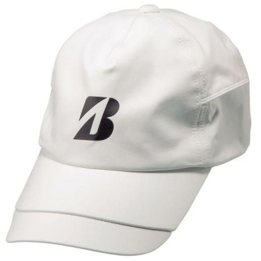 ブリヂストンゴルフ メンズ 水神 スイジン レインキャップ CPG116 WH ホワイト 2021年モデル ホワイト(WH)/フリーサイズ