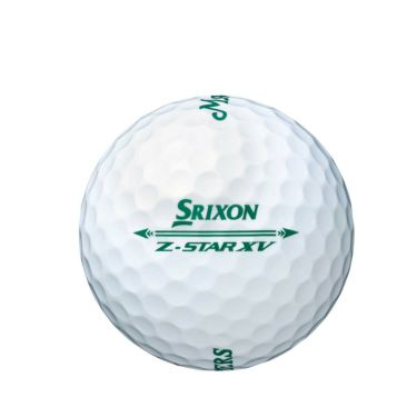 ダンロップ スリクソン Z-STAR XV マスターズモデル 2021年モデル ゴルフボール 1ダース(12球入り) 詳細1