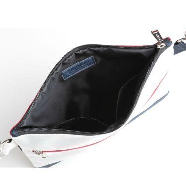 ラルフローレン POLO GOLF ベーシックシリーズ メンズ サコッシュバッグ RLZ005C TR トリコロール 2021年モデル 詳細2