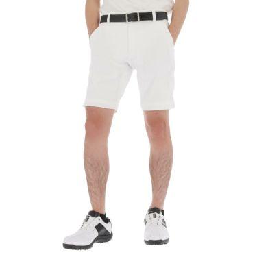 アディダス adidas メンズ メッシュ スリーストライプス ドビー ストレッチ ショートパンツ 23234 2021年モデル ホワイト(GM3763)