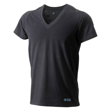 コラントッテ Colantotte メンズ RESNO レスノ マグケアシャツ Vネック T AJDJC01 ブラック 2021年モデル ブラック