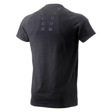 コラントッテ Colantotte メンズ RESNO レスノ マグケアシャツ Vネック T AJDJC01 ブラック 2021年モデル 詳細1