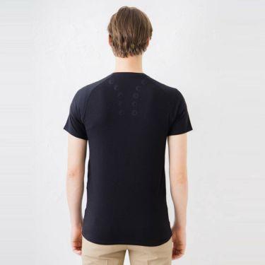 コラントッテ Colantotte メンズ RESNO レスノ マグケアシャツ Vネック T AJDJC01 ブラック 2021年モデル 詳細3