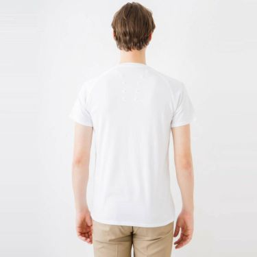 コラントッテ Colantotte メンズ RESNO レスノ マグケアシャツ Vネック T AJDJC03 ホワイト 2021年モデル 詳細3