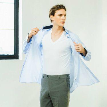コラントッテ Colantotte メンズ RESNO レスノ マグケアシャツ Vネック T AJDJC03 ホワイト 2021年モデル 詳細4