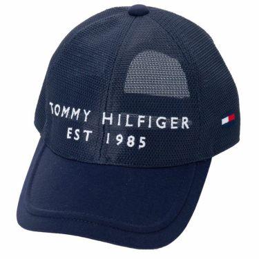 トミー ヒルフィガー ゴルフ オールメッシュ キャップ THMB217F 30 ネイビー 2021年モデル ネイビー(30)