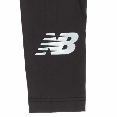 ニューバランスゴルフ レディース SPORT ベア天竺 レギンス 012-1983501 010 ブラック 2021年モデル 詳細2