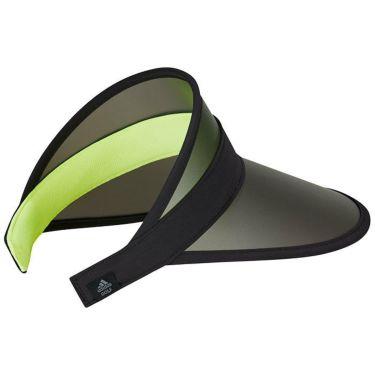 アディダス adidas レディース UV クリップ サンバイザー 22943 GL8726 ブラック/ブラック 2021年モデル 詳細1