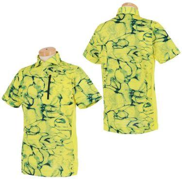 オークリー OAKLEY メンズ グラフィックプリント柄 メッシュ生地 半袖 ポロシャツ FOA402501 2021年モデル 詳細3