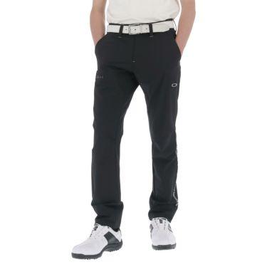 【ssプロパー】△オークリー メンズ ストレッチ 7ポケット ロングパンツ FOA402498 ゴルフウェア [2021年春夏モデル] ブラックアウト(02E)