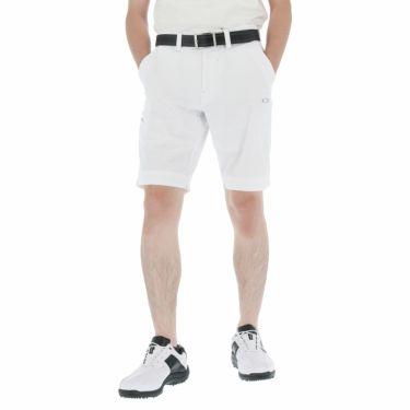オークリー OAKLEY メンズ ストレッチ ショートパンツ FOA402503 2021年モデル ホワイト(100)