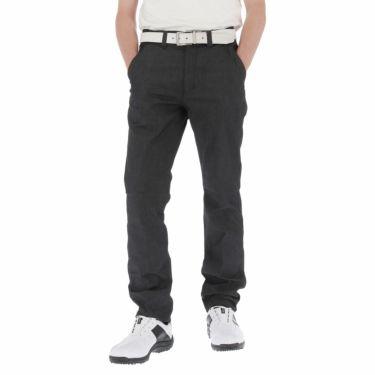 ブリヂストンゴルフ メンズ ストレッチ ストレート ロングパンツ TGM01K 2021年モデル [裾上げ対応1] ブラック(BK)