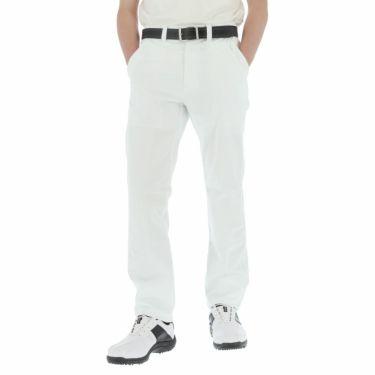 ブリヂストンゴルフ メンズ ストレッチ ストレート ロングパンツ TGM01K 2021年モデル [裾上げ対応1] ホワイト(WH)