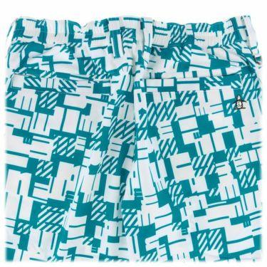 マンシングウェア Munsingwear メンズ 総柄プリント 高通気 ショートパンツ MEMRJD52 2021年モデル 詳細4
