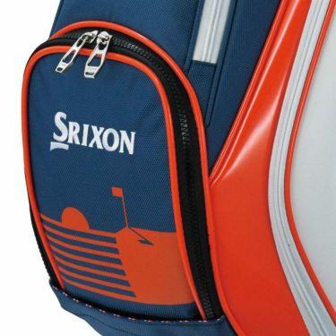 スリクソン SRIXON プロモデル スタンドキャディバッグ GGC-S170L ブルー 2021年モデル 詳細2