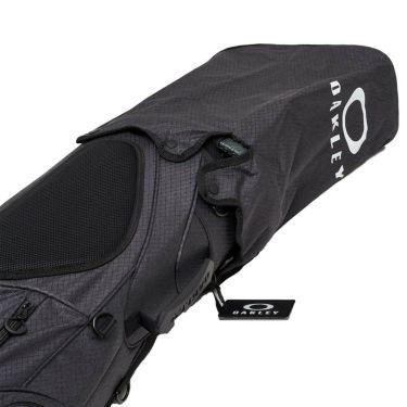 オークリー OAKLEY BG STAND ビージー スタンド 14.0 キャディバッグ FOS900199 00H Black/Heather 2021年モデル 詳細3