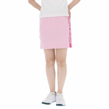 アルチビオ archivio レディース ロゴテープ スウェット スカート A056317 2021年モデル ピンク(029)