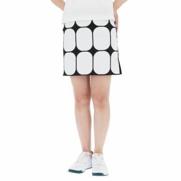 アルチビオ archivio レディース 撥水 切替デザイン スカート A056320 2021年モデル ブラック(101)