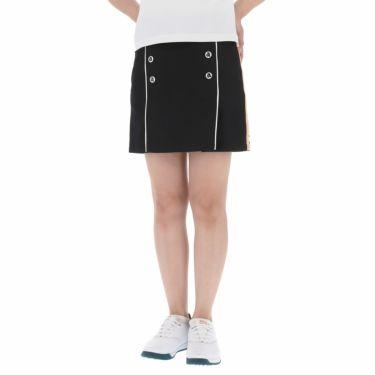アルチビオ archivio レディース 切替デザイン ボーダー柄 スカート A056420 2021年モデル ブラック(201)