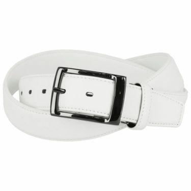 グリーンデザインズ GREEN DESIGNS メンズ ストライプ柄 ベルト GD-AR-113 WHITE ホワイト 2021年モデル ホワイト(WHITE)