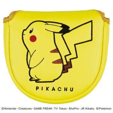 ポケモン Pokemon ゴルフ ピカチュウ マレットタイプ パターカバー PMPT002 詳細1