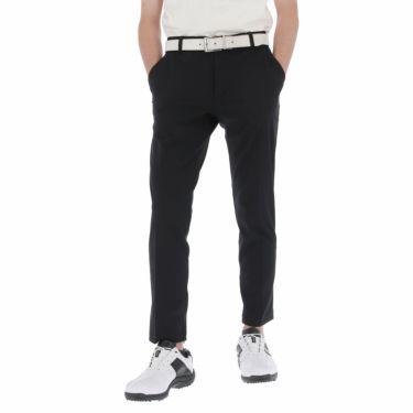 ブラック&ホワイト Black&White ホワイトライン メンズ ストレッチ テーパード アンクルパンツ BGS5001EJ 2021年モデル ブラック(20)