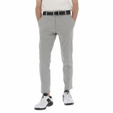ブラック&ホワイト Black&White ホワイトライン メンズ ストレッチ テーパード アンクルパンツ BGS5001EJ 2021年モデル グレー(23)