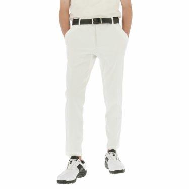 ブラック&ホワイト Black&White ホワイトライン メンズ ストレッチ テーパード アンクルパンツ BGS5001EJ 2021年モデル ホワイト(10)