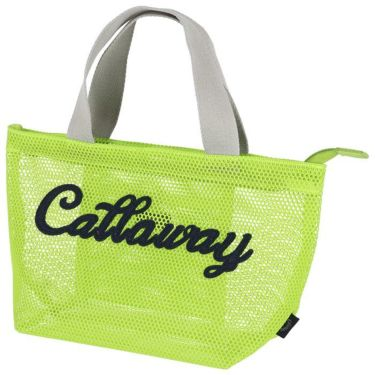 キャロウェイ Callaway レディース メッシュ カートバッグ 241-1195806 130 ライトグリーン 2021年モデル ライトグリーン(130)