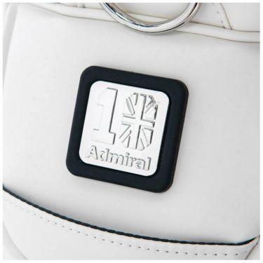 アドミラル Admiral 10周年モデル キャディバッグ & ヘッドカバー セット ADMG1AC1 90 トリコロール 2021年モデル 詳細2