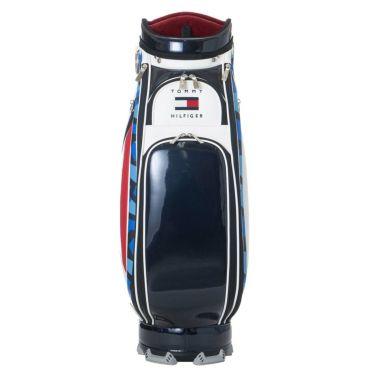 トミー ヒルフィガー ゴルフ フラッグ キャディバッグ THMG1SC2 00 ホワイト 2021年モデル 詳細3