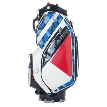トミー ヒルフィガー ゴルフ フラッグ キャディバッグ THMG1SC2 00 ホワイト 2021年モデル 詳細4