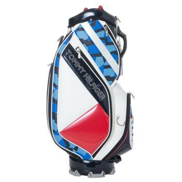 トミー ヒルフィガー ゴルフ フラッグ キャディバッグ THMG1SC2 00 ホワイト 2021年モデル 詳細5