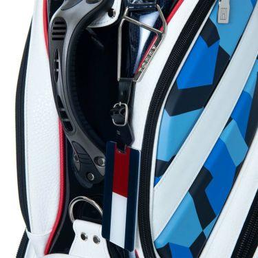 トミー ヒルフィガー ゴルフ フラッグ キャディバッグ THMG1SC2 00 ホワイト 2021年モデル 詳細6