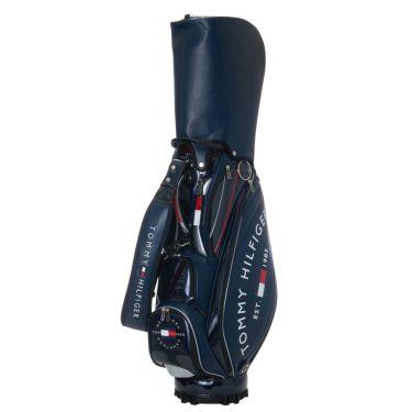 トミー ヒルフィガー ゴルフ ラウンドロゴ キャディバッグ THMG1SC3 30 ネイビー 2021年モデル ネイビー(30)
