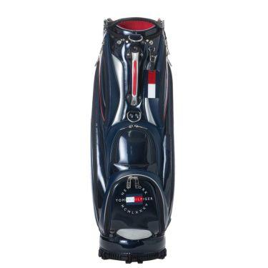 トミー ヒルフィガー ゴルフ ラウンドロゴ キャディバッグ THMG1SC3 30 ネイビー 2021年モデル 詳細2