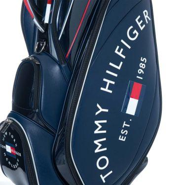 トミー ヒルフィガー ゴルフ ラウンドロゴ キャディバッグ THMG1SC3 30 ネイビー 2021年モデル 詳細トミー ヒルフィガー ゴルフ ラウンドロゴ キャディバッグ THMG1SC3 30 ネイビー 2021年モデル 詳細4