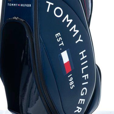 トミー ヒルフィガー ゴルフ ラウンドロゴ キャディバッグ THMG1SC3 30 ネイビー 2021年モデル 詳細トミー ヒルフィガー ゴルフ ラウンドロゴ キャディバッグ THMG1SC3 30 ネイビー 2021年モデル 詳細5