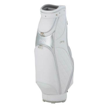 ピン PING レディース キャディバッグ CB-L211 35545-01 White 2021年モデル 詳細1