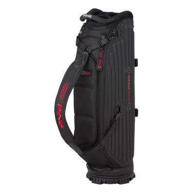 ピン PING ワンポケット メンズ キャディバッグ CB-P211 35540-01 Black 2021年モデル Black