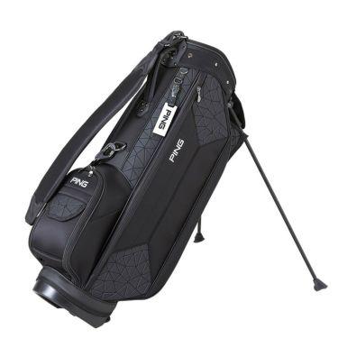 ピン PING ARMADILLO スタンドモデル メンズ キャディバッグ CB-P213 35542-01 Black 2021年モデル Black